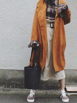 """今年のコートは""""ブラウン系カラー""""で決まり!"""" 大人のトレンドカラーでおしゃれな旬顔コーデ9選"""