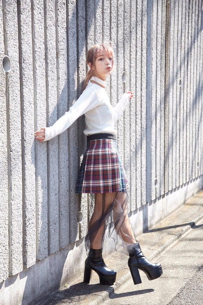 "Popteen」新専属モデル""偏差値71""きょうきょう(湯上響花)とは ..."