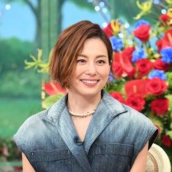 米倉涼子「ドクターX」裏話披露 黒柳徹子から質問攻め