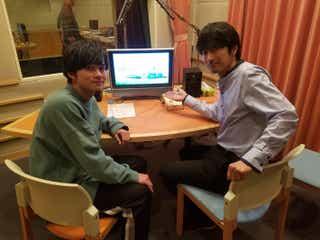 同性カップル役で話題・北村匠海&眞島秀和、緊張の初体験<隣の家族は青く見える>