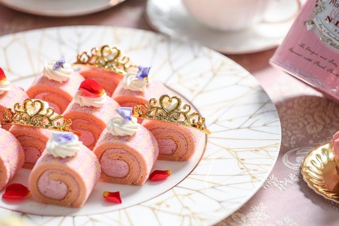 マリー・アントワネットのストロベリー宮殿~sweets jewelry~/画像提供:ツカダ・グローバルホールディング