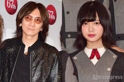 イエモン吉井和哉、欅坂46ファン告白「自前のCD」持参でアピール<紅白本番>