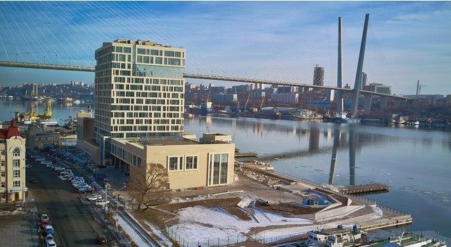 ホテルオークラウラジオストク/画像提供:オークラ ホテルズ & リゾーツ