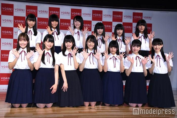 指原莉乃プロデュースアイドル、合格者13人お披露目 グループ名も発表(C)モデルプレス