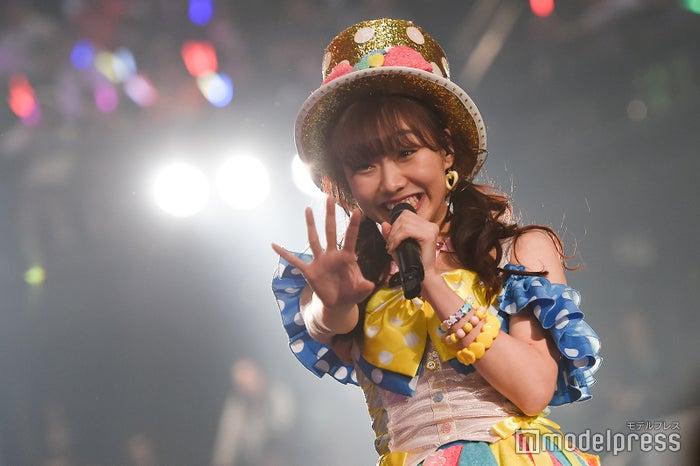 須田亜香里「AKB48グループリクエストアワー セットリストベスト100 2019」 (C)モデルプレス