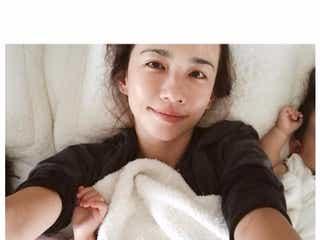 優木まおみ、寝起きなのに美しすぎ「美肌にうっとり」「すっぴん?」と反響
