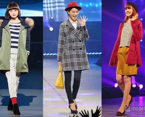 蛯原友里、トリンドル玲奈、玉城ティナら豪華モデルが集結 仙台で華やかファッションショー
