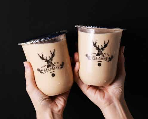 「ジ アレイ」台湾発ティー、渋谷道玄坂に新旗艦店オープン