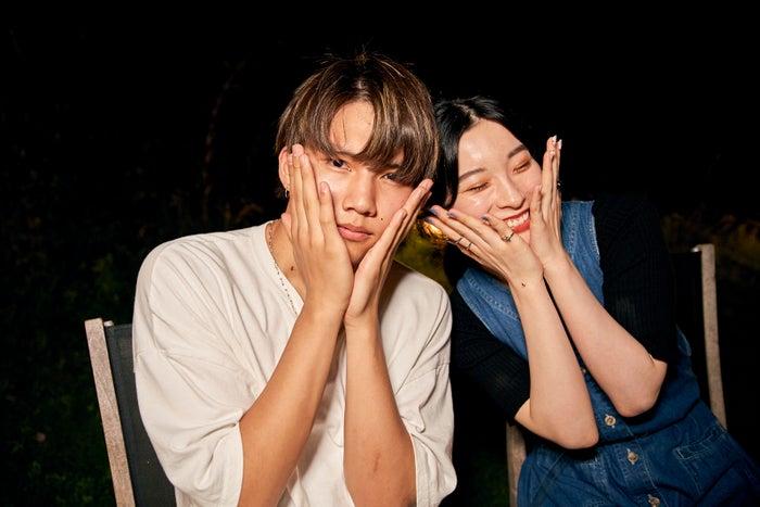 そら、るな「恋する◆週末ホームステイ LAST TEEN」1話(C)AbemaTV,Inc.