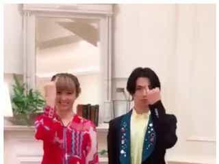 Dream Ami&松田凌のダンス動画が可愛すぎると話題