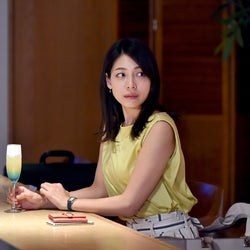 相武紗季、スキャンダルを起こす記者に<グッドワイフ>
