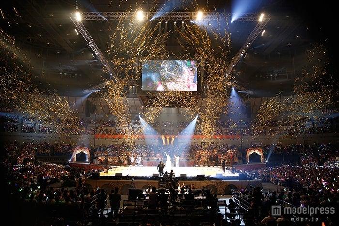 「第6回AKB48グループ ソロシングル争奪じゃんけん大会in横浜アリーナ~こんなところで、運なんか使っちゃうのかと思うかもしれないが、とりあえず、勝たなきゃしょうがないだろ?~」(C)AKS