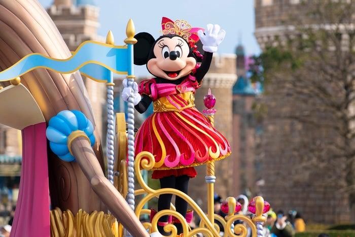 「ドリーミング・アップ!」(C)Disney