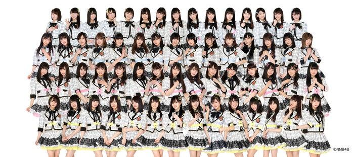 NMB48(写真提供:テレビ朝日)