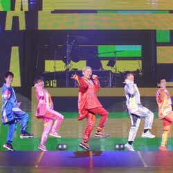 写真左から/KIMI、YORI、DAICHI、ISSA、KENZO、U-YEAH、TOMO(提供写真)