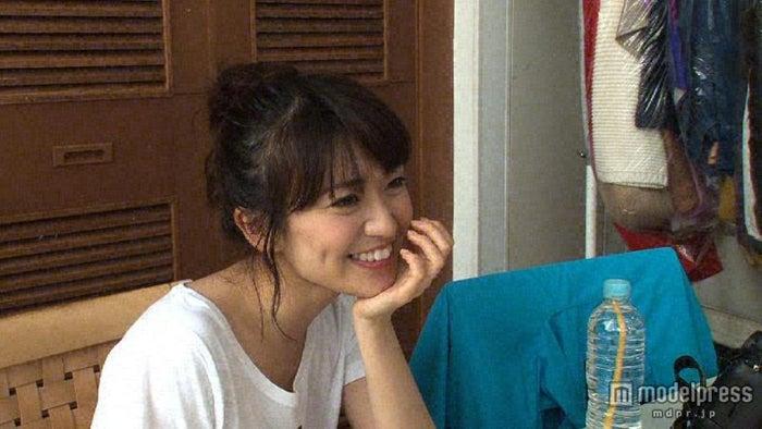20日放送の「情熱大陸」に出演する大島優子/画像提供:TBSより