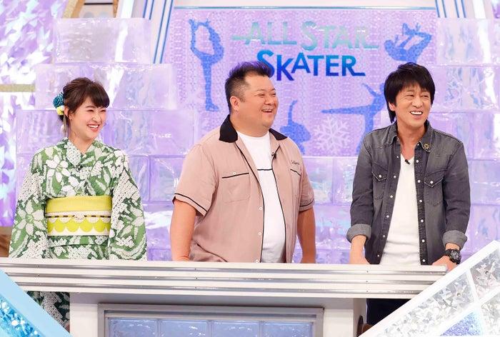 村上佳菜子、小杉竜一、吉田敬(C)関西テレビ