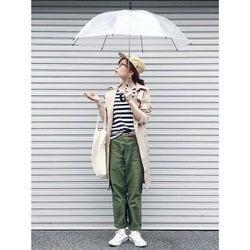 雨こそ狙い目! 遊園地・テーマパークがもっと楽しくなる雨の日コーデをご提案します♪