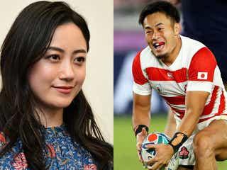 「王様のブランチ」小林麗菜、ラグビー日本代表・福岡堅樹と熱愛報道 所属事務所がコメント