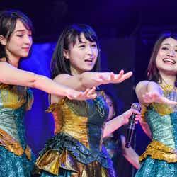 (中央)川本紗矢 (C)JKT48 Project