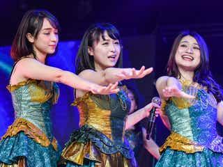 """""""短期交換留学中""""AKB48川本紗矢、JKT48劇場で初パフォーマンス 早くもファンの心掴む"""