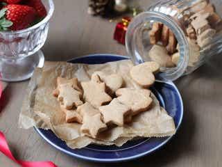 米粉で作るサクサク「ハニージンジャークッキー」の作り方【今月のグルテンフリースイーツ #1】