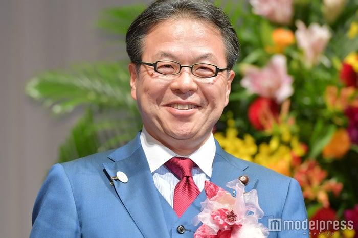世耕弘成経済産業大臣(C)モデルプレス