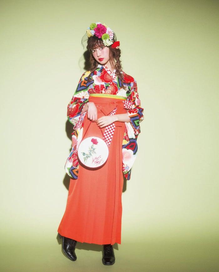 中村里砂(画像提供:徳間書店)