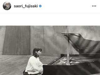 セカオワSaori、16歳の頃のピアノを弾く姿に「気品がすごい」「横顔美しい」と注目集まる