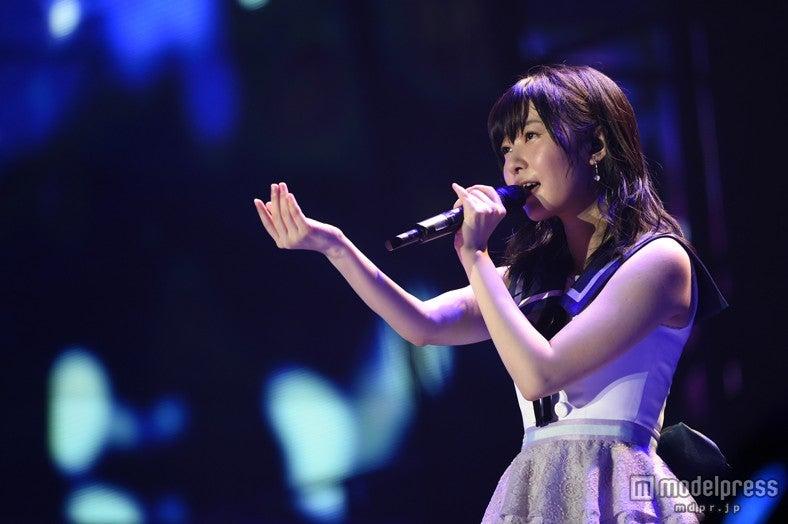 指原莉乃、AKB48総選挙の後夜祭で感謝伝える「未熟な私を支えて」(C)AKS【モデルプレス】