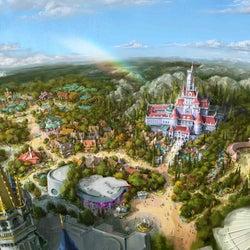 2020年4月15日にオープンするエリアイメージ (C)Disney