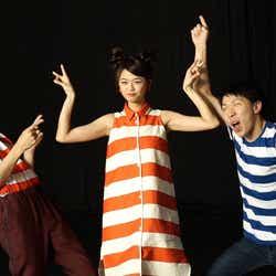 フースーヤとIris/「ファンタスティック ジャパン」より(画像提供:ソニー)