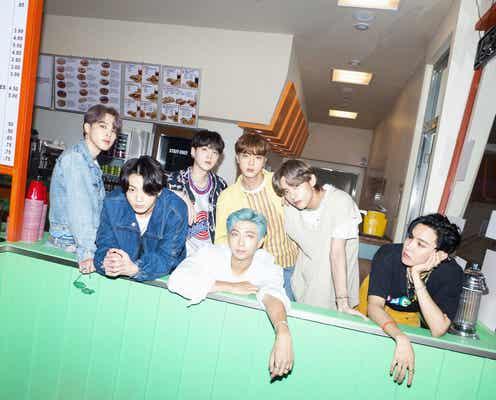 BTS、2週連続「Billboard Hot 100」1位獲得