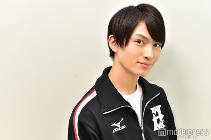 モデルプレスのインタビューに応じた松田凌 (C)モデルプレス