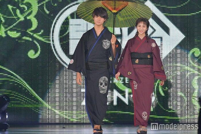 佐野勇斗、堀田茜(C)モデルプレス