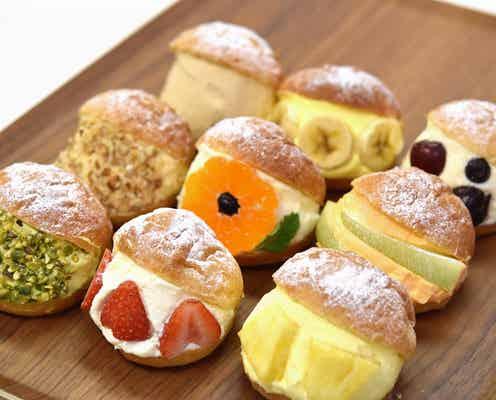 新宿にフルーツサンド&マリトッツオのパン屋「凪屋」が誕生