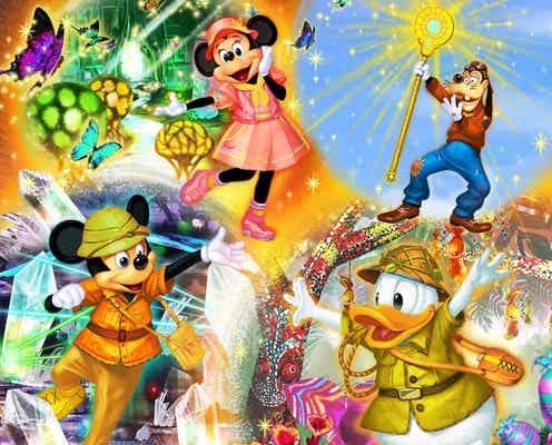 東京ディズニーシー、新規ショー発表 「アウト・オブ・シャドウランド」は終了へ