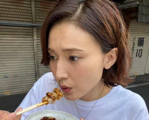 宮崎謙介、妻・金子恵美と30分のランチデート「美味しいのなんの」