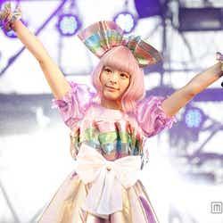 きゃりーぱみゅぱみゅ/(C)SWEET LOVE SHOWER 2015