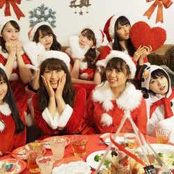 """モデルプレス - NMB48、サンタコスでクリスマスパーティー """"これから""""語る本音トークも"""