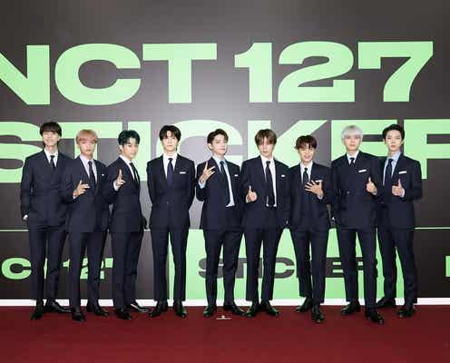 NCT 127、3rdアルバム「Sticker」9人それぞれの最愛曲は?「ファンのみなさんに必ず伝えたい」