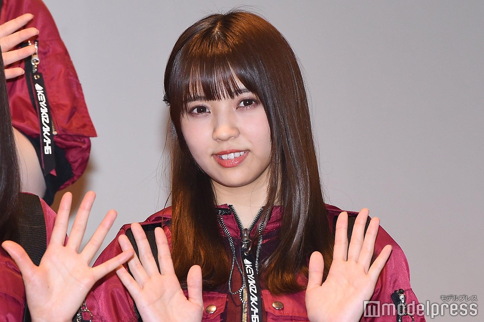欅坂46 小林由依(C)モデルプレス