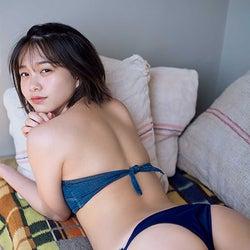 新田あゆな(C)ヤングマガジン(C)藤本和典/講談社