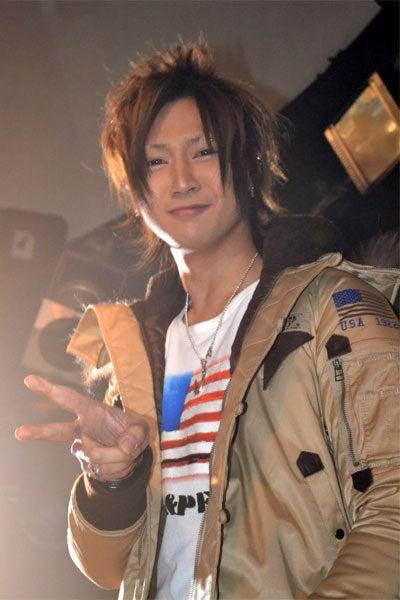 山田ジェームス武(「SHIBUYA GAL FESTIVAL 2010」より)