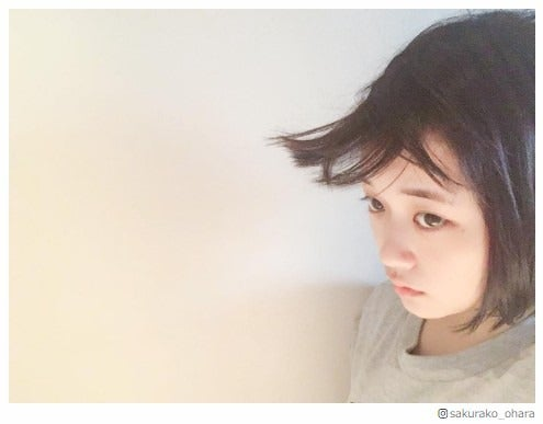 大原櫻子、お茶目な寝起きショットに反響「可愛すぎる」「すっぴん ...