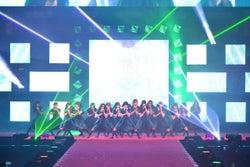 欅坂46(C)Rakuten GirlsAward 2017 AUTUMN/WINTER