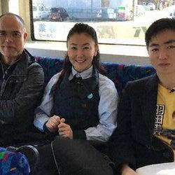 東ちづる、厳しい洗礼に悲鳴!?田中要次&羽田圭介と黒部を目指す『ローカル路線バス乗り継ぎの旅Z』