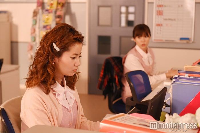 内藤理沙「ダメな私に恋してください」より/画像提供:TBS