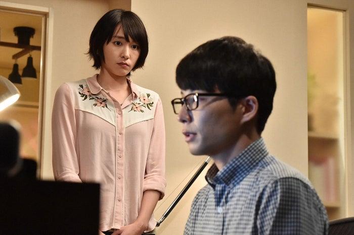 新垣結衣「逃げるは恥だが役に立つ」第4話・場面カット(C)TBS