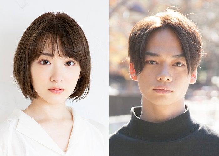 (左から)生駒里奈、池田純矢(提供写真)